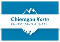 [Translate to Englisch:] Chiemgau Karte | Ruhpolding & Inzell