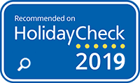 HolidayCheck Reccomended 2019